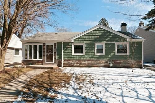543 S Edgewood, Lombard, IL 60148