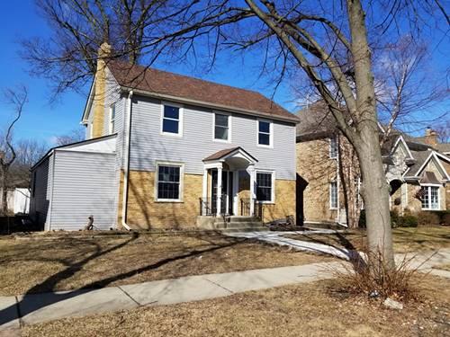 508 S Greenwood, Park Ridge, IL 60068