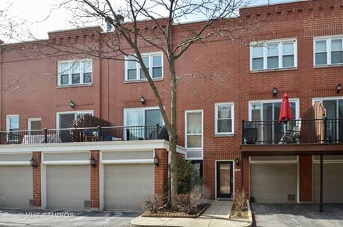 2801 N Wolcott Unit O, Chicago, IL 60657 West Lakeview