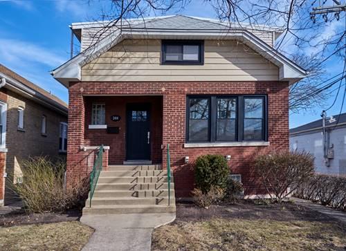2414 W Berenice, Chicago, IL 60618 North Center