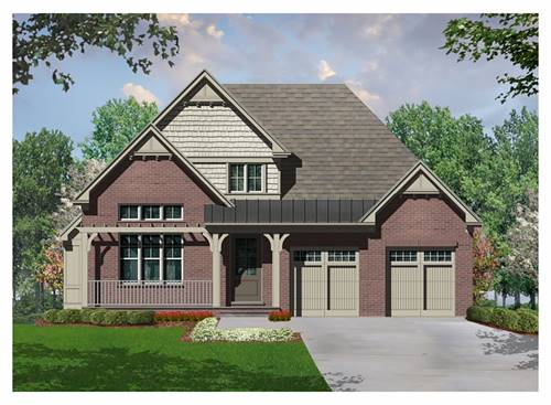 101 Lakeside (Lot 1), Burr Ridge, IL 60527