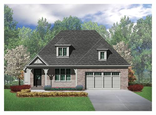 107 Lakeside (Lot 4), Burr Ridge, IL 60527