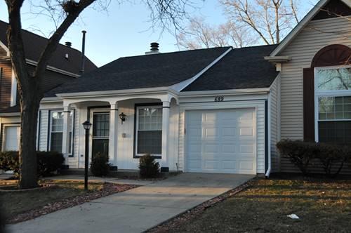 689 Jackson, Hanover Park, IL 60133
