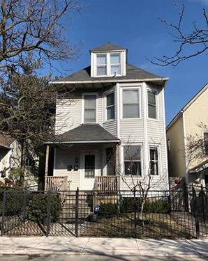 3749 N Seminary Unit 1, Chicago, IL 60613 Lakeview