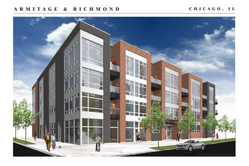1955 N Richmond Unit 208, Chicago, IL 60647