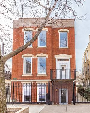 1713 W Pierce, Chicago, IL 60622 Wicker Park