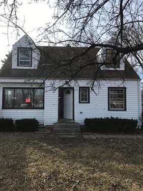 10413 W Palmer, Melrose Park, IL 60164