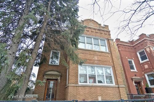 3904 N Kimball, Chicago, IL 60618