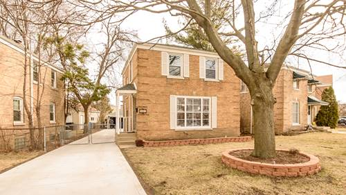 5501 N Olcott, Chicago, IL 60656