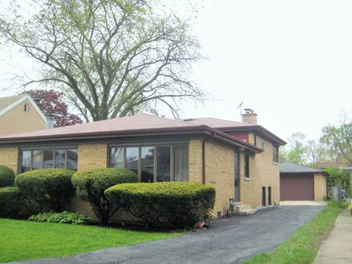 3827 W Fitch, Lincolnwood, IL 60712