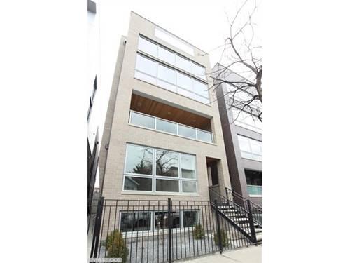 1543 W Fry Unit 3, Chicago, IL 60642 Noble Square