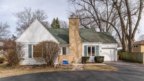 713 S Elmhurst, Mount Prospect, IL 60056