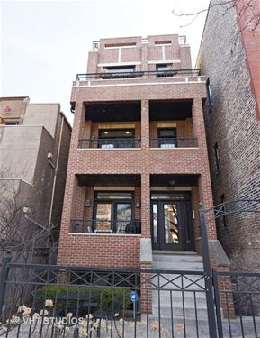 1823 N Sheffield Unit 3, Chicago, IL 60614 West Lincoln Park