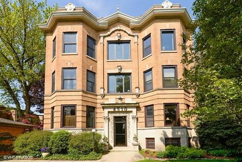 4510 N Greenview Unit 1N, Chicago, IL 60640 Uptown