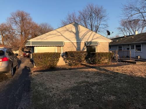 10011 S 52nd, Oak Lawn, IL 60453