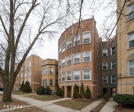 6144 N Washtenaw Unit 4, Chicago, IL 60659