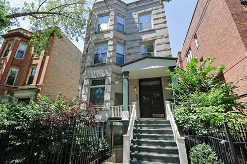 3130 N Clifton Unit G, Chicago, IL 60657 Lakeview