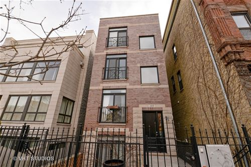 1319 N Bosworth Unit 2, Chicago, IL 60642 Wicker Park