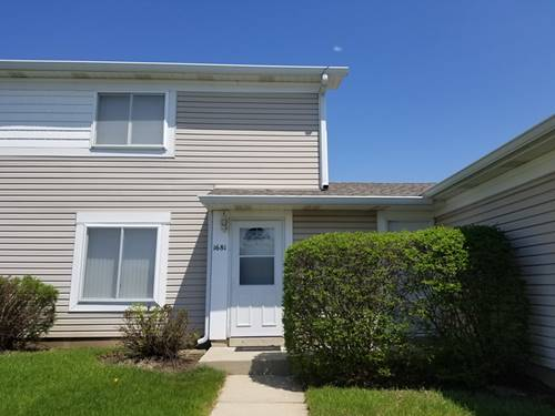 1681 Cornell Unit 1681, Hoffman Estates, IL 60169
