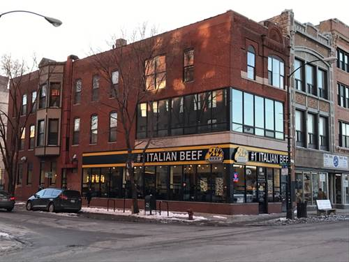 1300 N Milwaukee Unit 3R, Chicago, IL 60622 Wicker Park