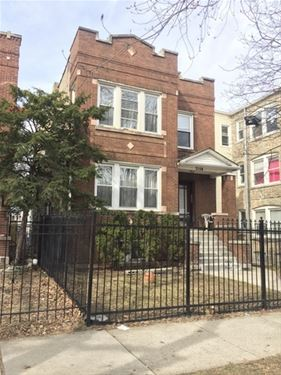 2154 N Lawler, Chicago, IL 60639