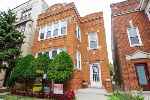 2242 W Winona Unit 1, Chicago, IL 60625 Ravenswood