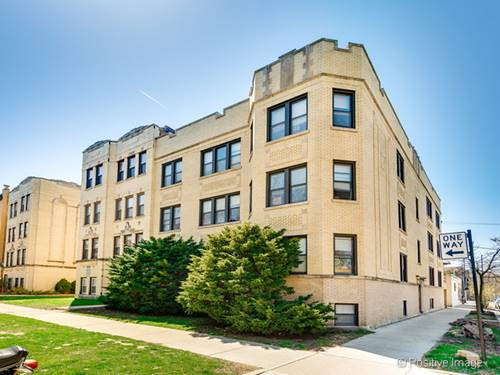 5454 N Campbell Unit 3W, Chicago, IL 60625