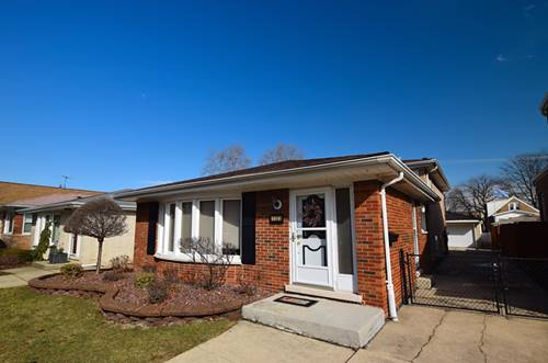 5333 S Rutherford, Chicago, IL 60638