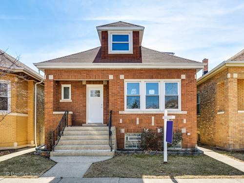4935 W Carmen, Chicago, IL 60630