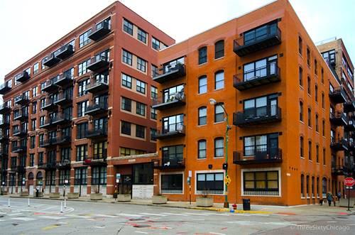 226 N Clinton Unit 511, Chicago, IL 60661 Fulton Market