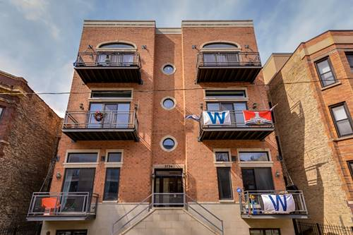 3734 N Wilton Unit 1N, Chicago, IL 60613 Lakeview