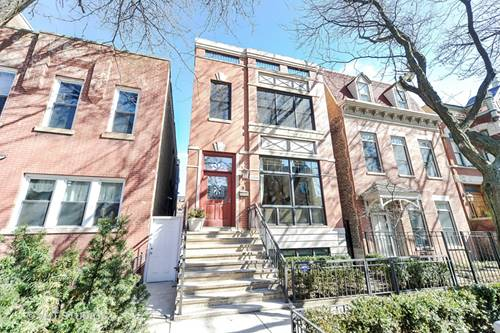 2139 N Racine, Chicago, IL 60614 West Lincoln Park