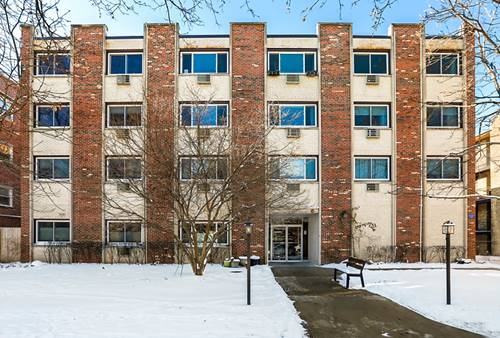 1234 Elmwood Unit 4F, Evanston, IL 60202