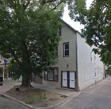 2109 W Warner Unit 2CH, Chicago, IL 60618 North Center
