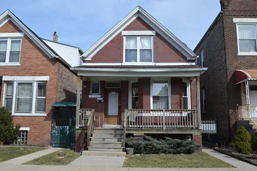 4421 S Campbell, Chicago, IL 60632
