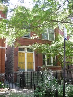 833 N Winchester Unit 2, Chicago, IL 60622 Noble Square
