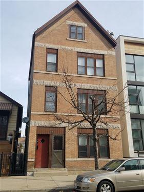 1532 W Chestnut Unit 2F, Chicago, IL 60642 Noble Square