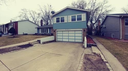 2801 Cherrywood, Hazel Crest, IL 60429