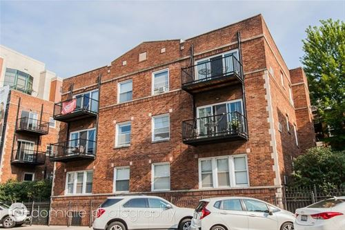 509 W Deming Unit 3S, Chicago, IL 60614 Lincoln Park