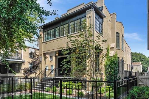4419 N Seeley, Chicago, IL 60625 Ravenswood