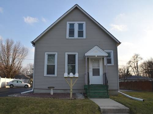 1853 183rd, Homewood, IL 60430