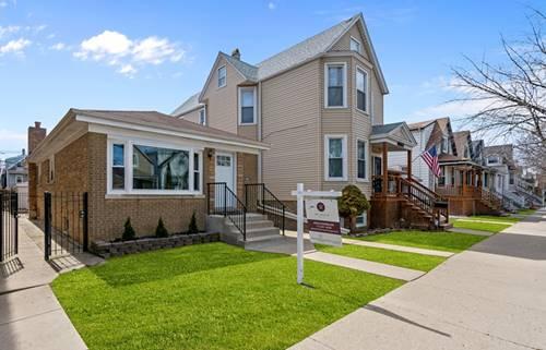 2423 W Hutchinson, Chicago, IL 60618 North Center