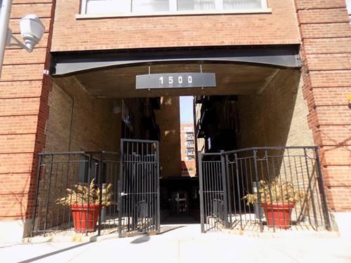 1500 W Monroe Unit 206, Chicago, IL 60607
