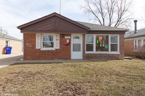 11641 S Troy, Merrionette Park, IL 60803