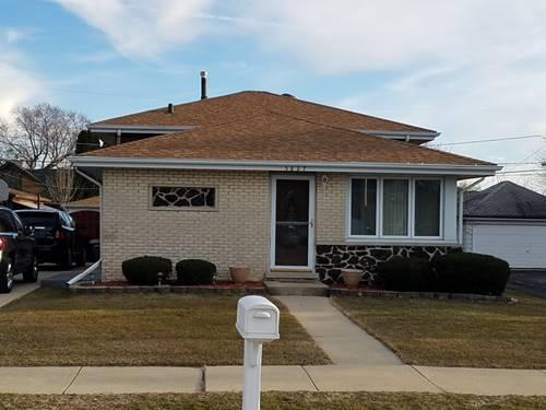 5827 W 89th, Oak Lawn, IL 60453