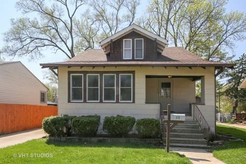 315 E Maple, Villa Park, IL 60181