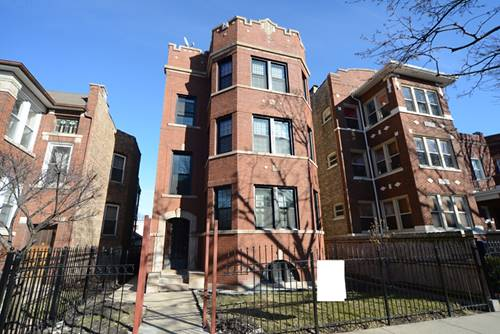 4731 N Monticello Unit 3, Chicago, IL 60625