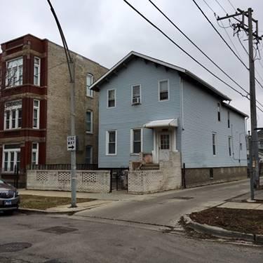 2347 W Huron, Chicago, IL 60612 Ukranian Village