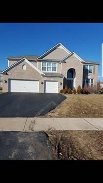 24816 W Prairie Grove, Plainfield, IL 60585