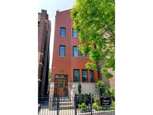 1852 N Halsted Unit 2, Chicago, IL 60614 West Lincoln Park